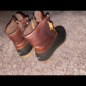 Sperry Saltwater Duck Boots 🥾